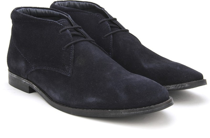 Superdry SUPREMACY BOOT Boots For Men(Navy)