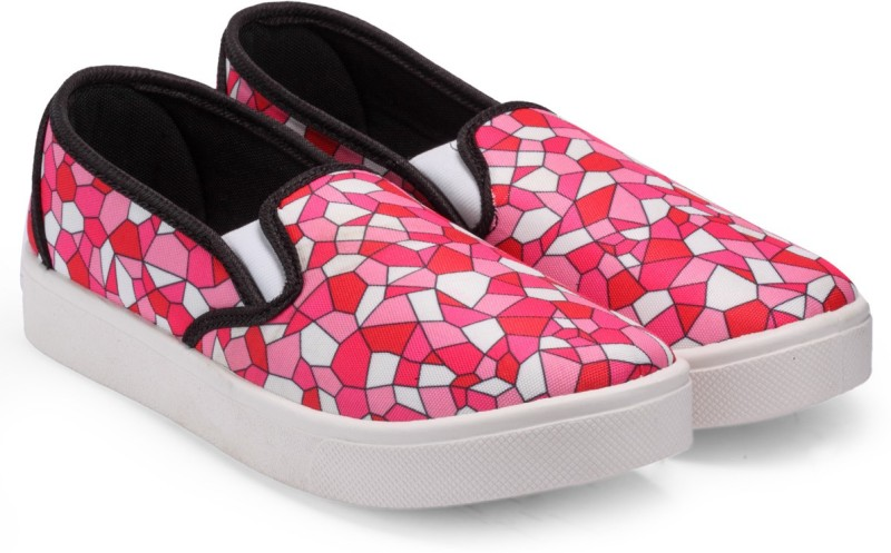 Nell Sneakers(Pink)