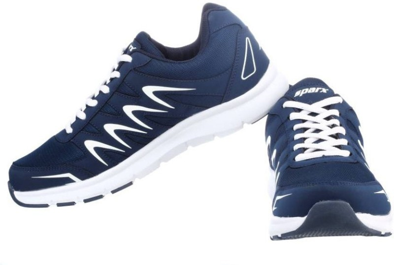 Sparx Running Shoes(Navy, Blue, White)