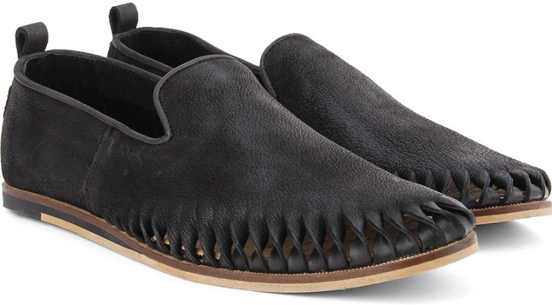 U.S. Polo Assn Loafers For Men(Black)