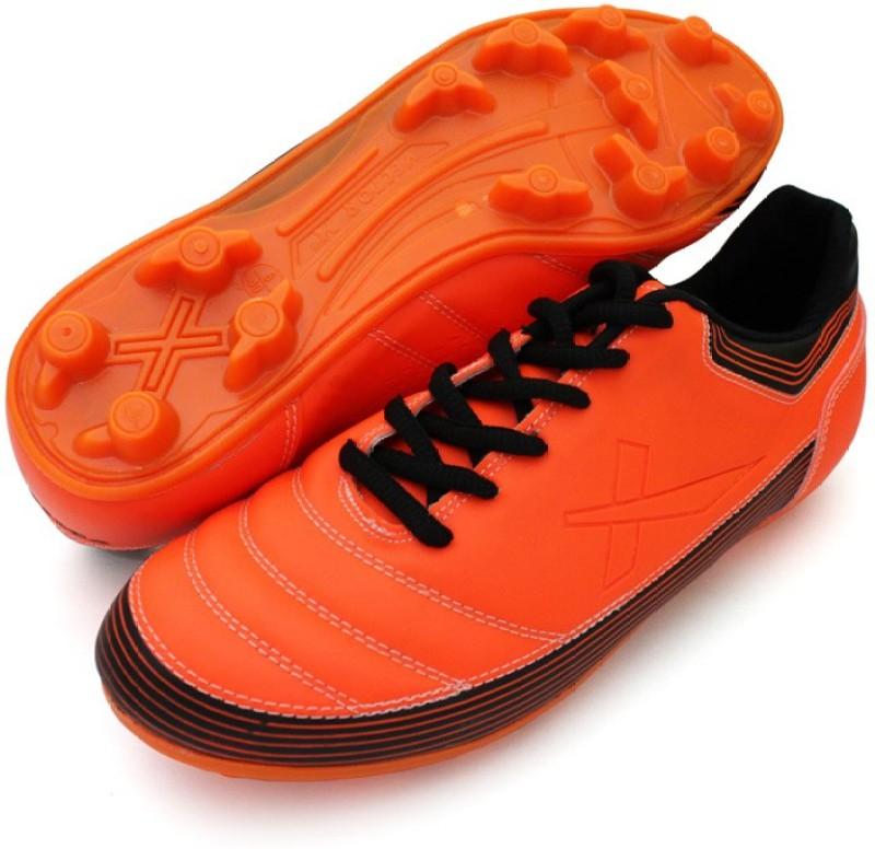 Vector X Chaser-Ii Women's Football Shoes For Women(3, Orange) image