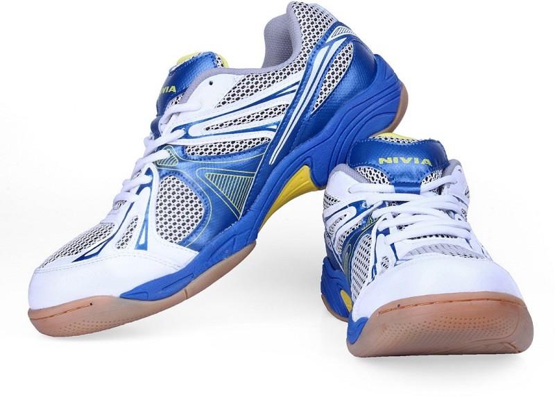 Nivia KRAIT Badminton Shoes For Men(Multicolor)