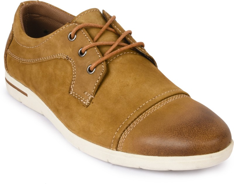 Action Casuals For Men(Tan)