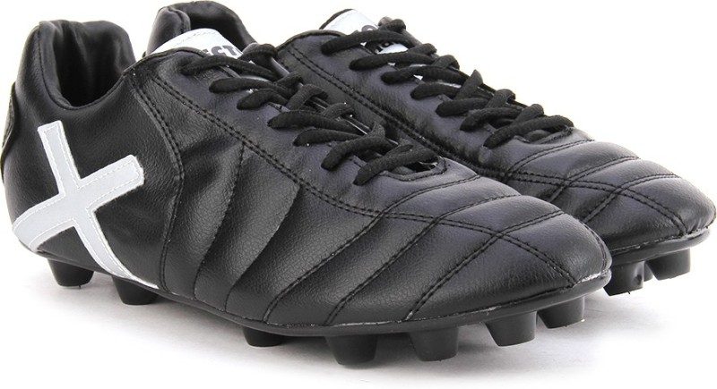 Vector X DYNAMIC FOOTBALL SHOE For Men(Black)