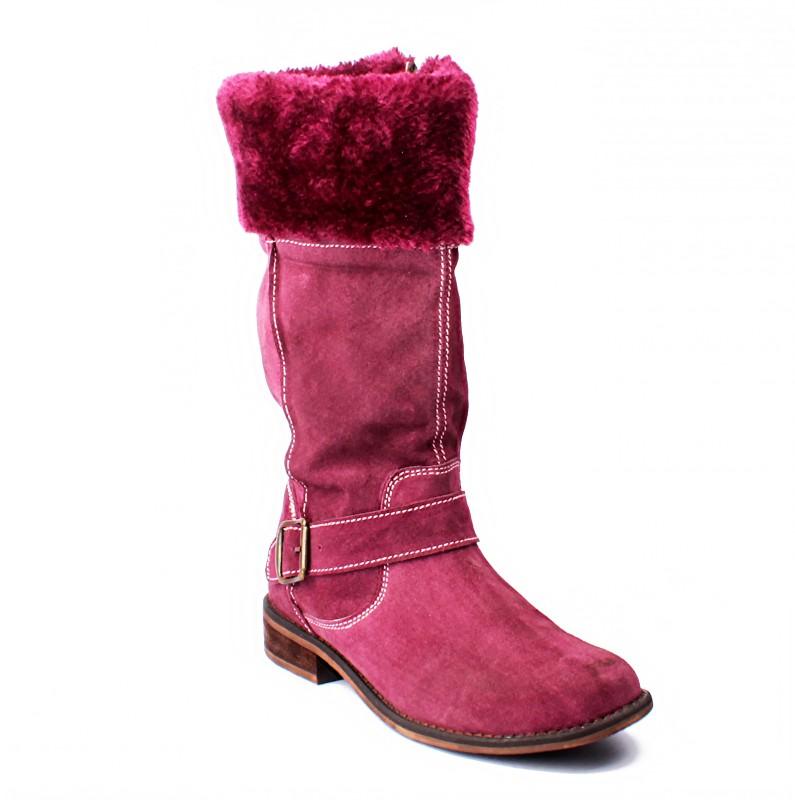 Willywinkies Women Women's Boots For Women(38, Pink) image