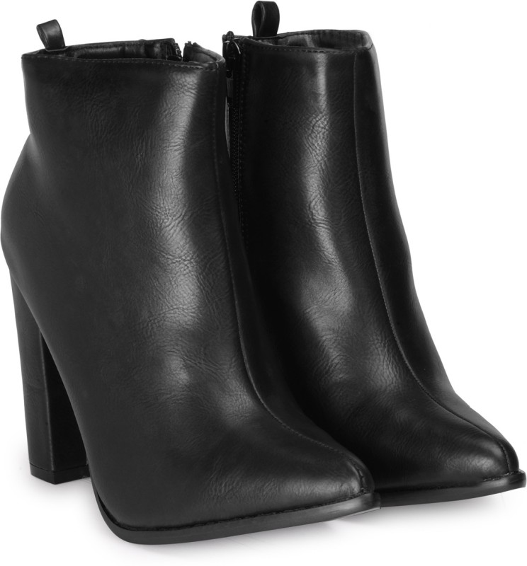 Nell Boots For Women(Black)