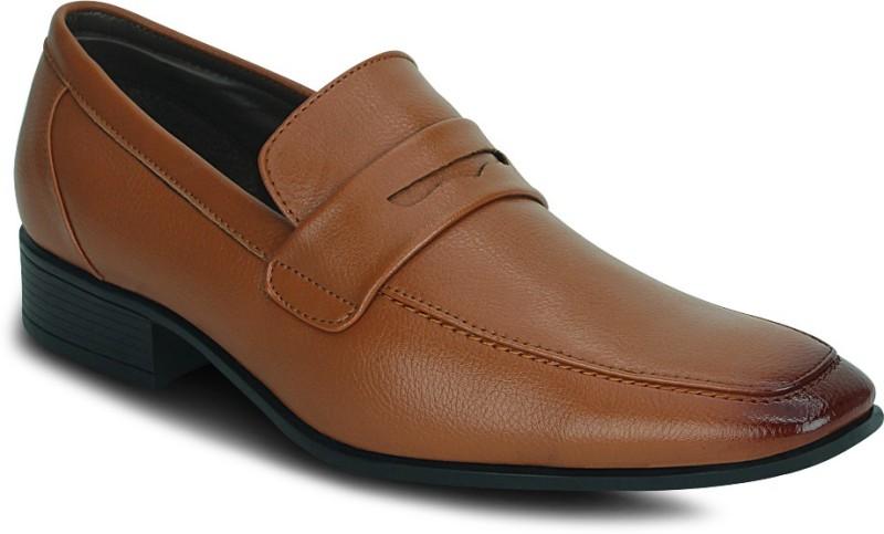 Kielz Gents Footwear Sneakers For Men(Tan)