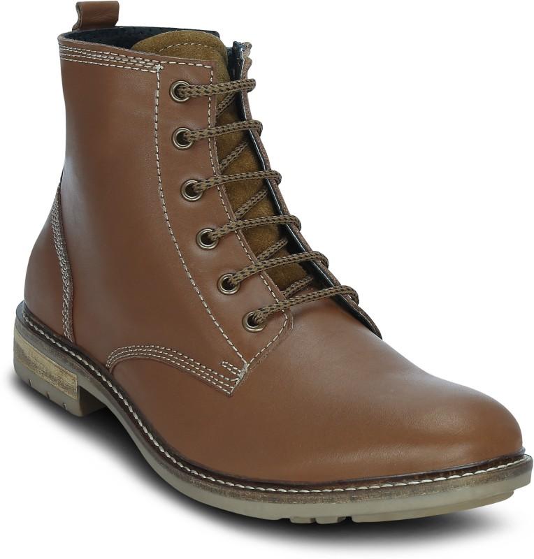 Get Glamr Kruize Boots For Men(Tan)