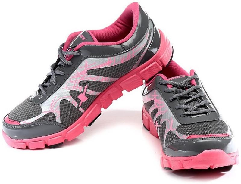 Sparx Running ShoesGrey Pink