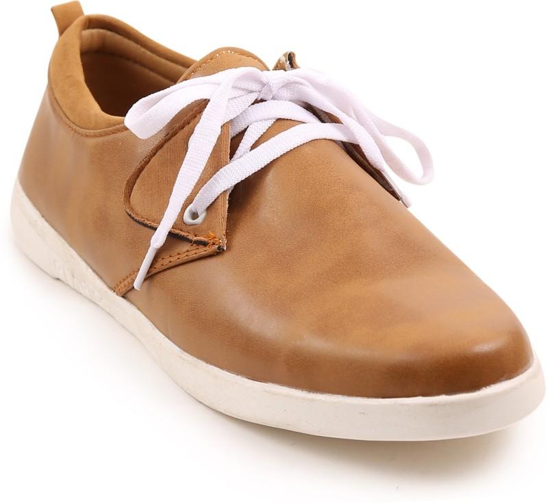 Quarks Casual Shoes(Tan)