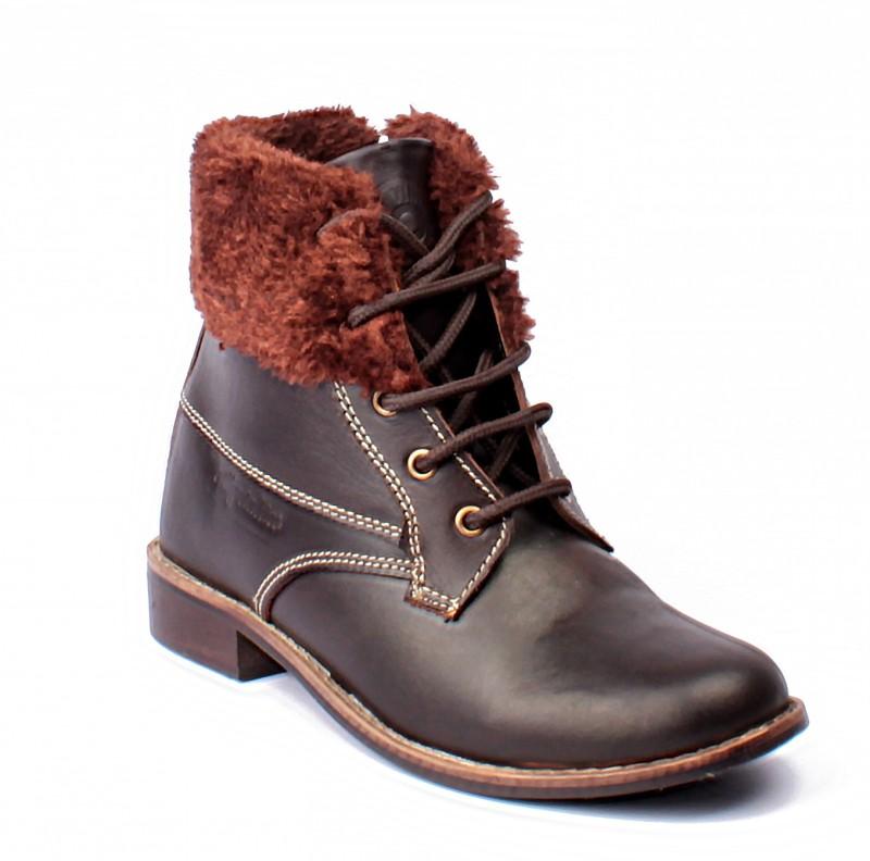 Willywinkies Women Women's Boots For Women(39, Brown) image