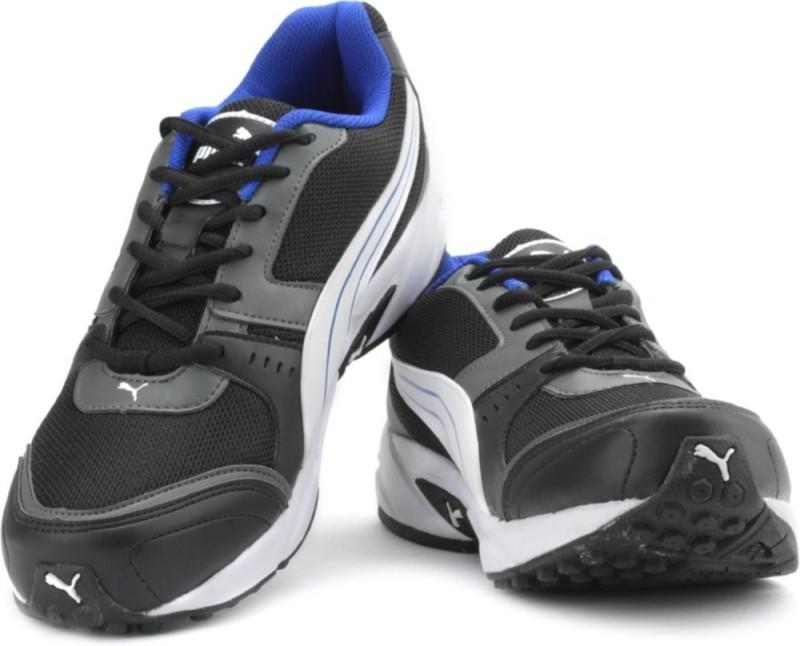 Puma Argus Men Running Shoes For Men(Black, White)