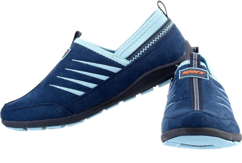 Sparx Running Shoes Walking ShoesBlue Navy