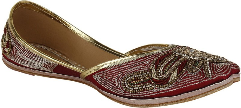 Anand Archies AA-VS-293- Women's Bellies For Women(39, Gold) image