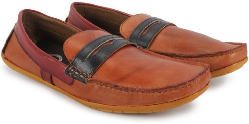 Knotty Derby Driving Shoes(Tan, Black, Burgundy)