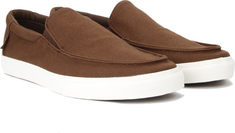 Vans BALI SF Loafers For Men(Brown)