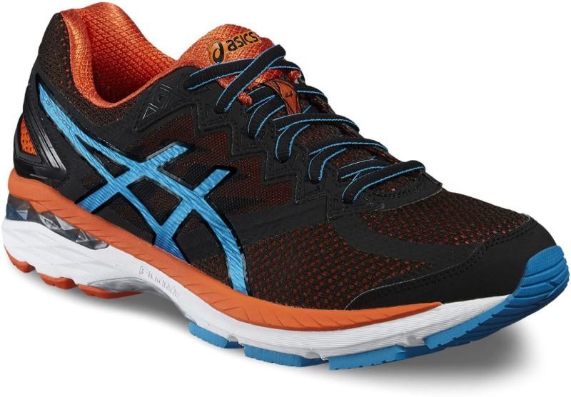Asics GT-2000 4 Men Running Shoes(Black)