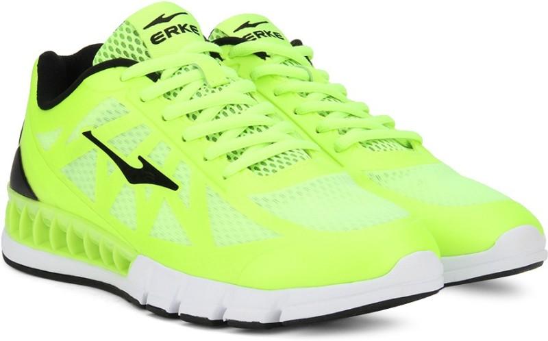 Erke Running Shoes For Men(Green)- Buy