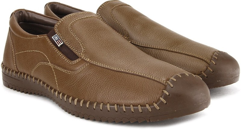 Arrow Loafers For Men(Tan)