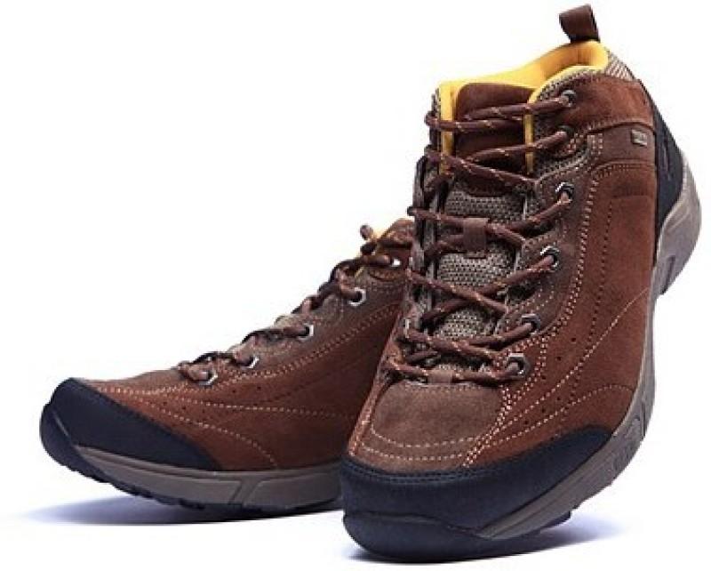 Kingcamp Hiking & Trekking Shoes For Men(Brown)