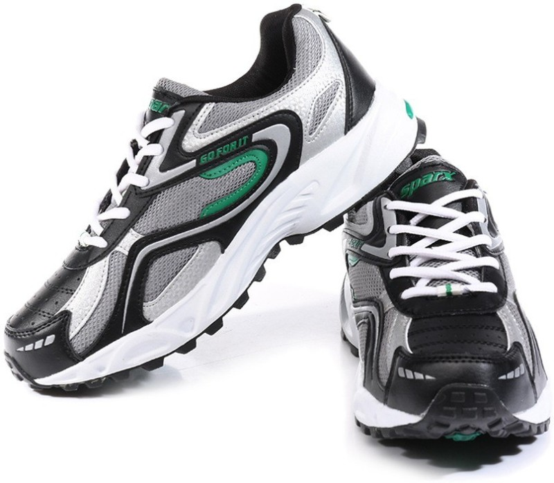 SPARX Running Shoes For Men(Green, Black)