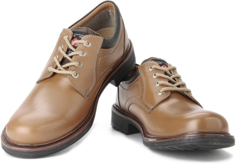 Lee Cooper Men Boots(Tan)