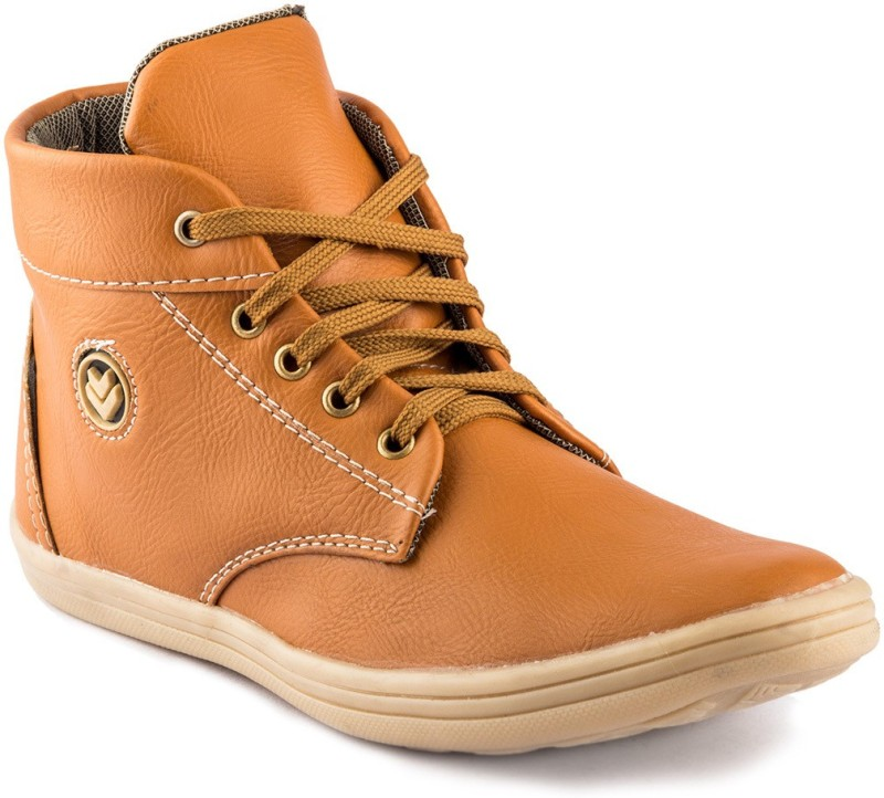Golden Sparrow Casuals For Men(Tan)