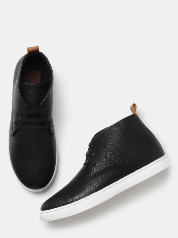 Roadster Boots For Men(Black)