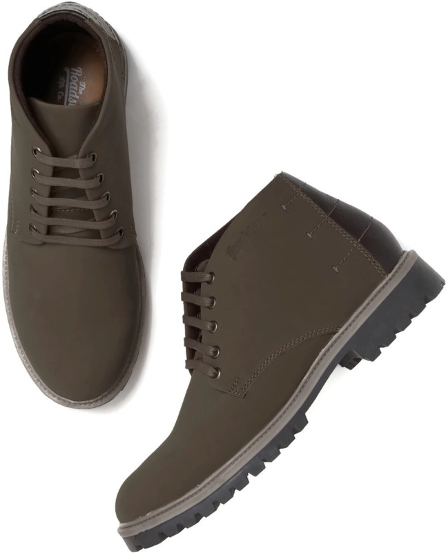Roadster Casuals For Men(Brown)