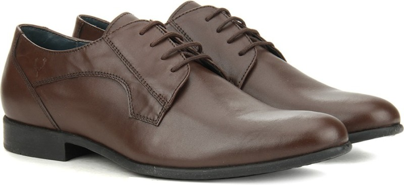 Allen Solly Boots For Men(Brown, Black)