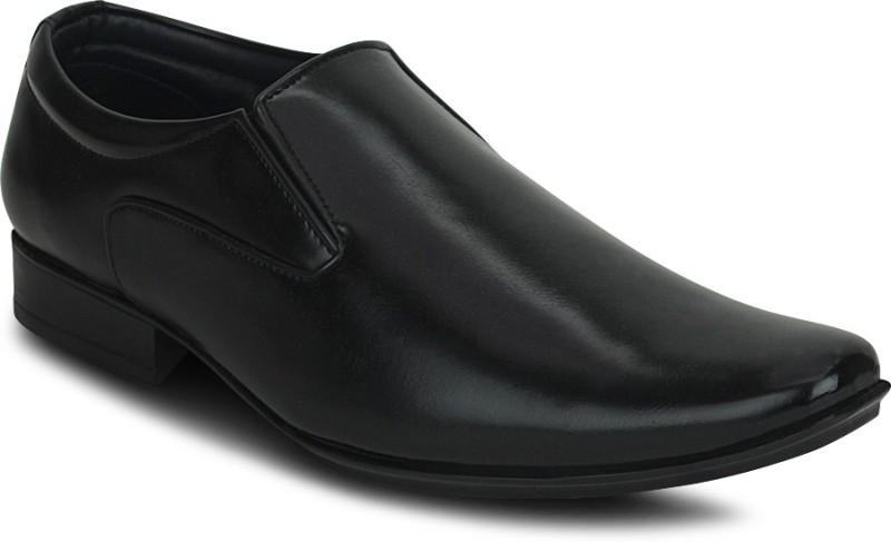 Kielz Gents Footwear Sneakers For Men(Black)