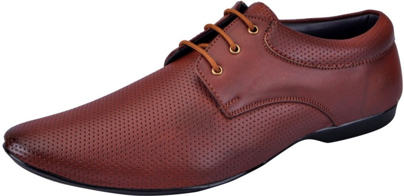 FAUSTO Lace Up(Tan)