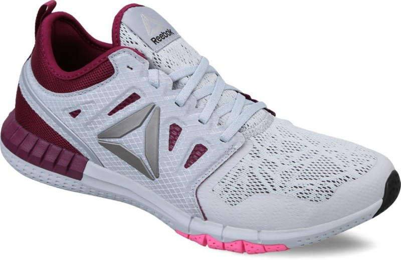 Reebok ZPRINT 3D Running ShoesWhite