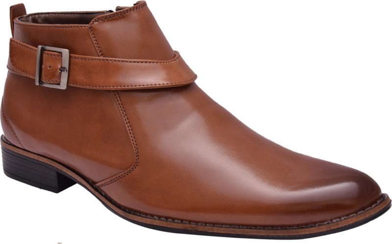 Sir Corbett Boots For Men(Tan)