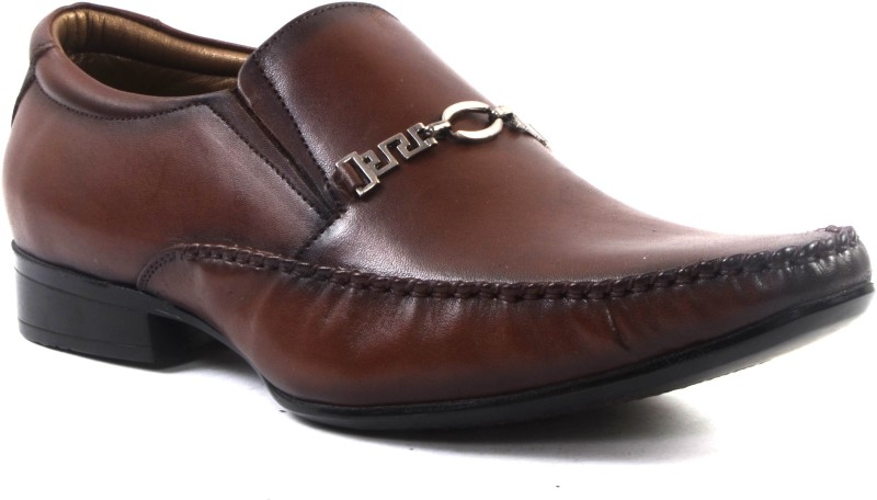 Hitz Slip On For Men(Brown)