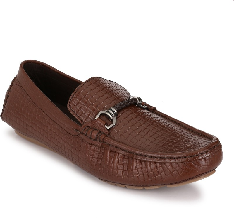 San Frissco 2932 Loafers For Men(Brown)