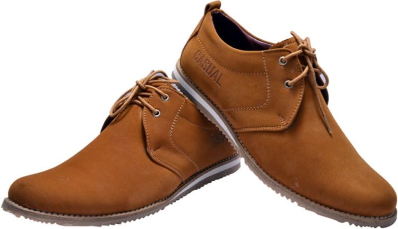 Prolific Wrapper Boots For Men(Tan)