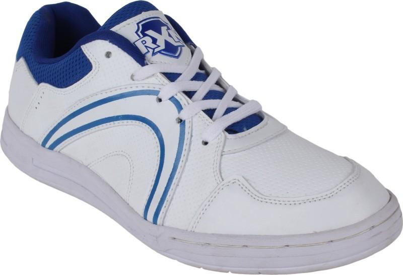 RXN Men's Running Shoes For Men(7, Blue, White) image