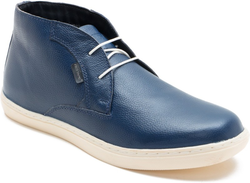 Red Tape Boots For Men(Blue)