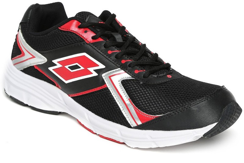 Lotto Vector Running Shoes(Black)