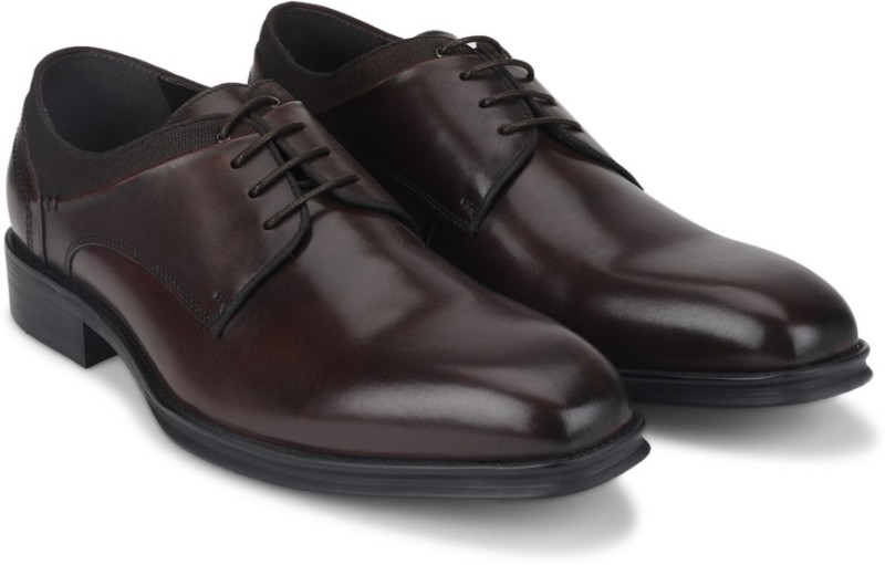 Kenneth Cole Call Out Brown Shoes - Uk 7.5 - 9.5 Free Uk P&P
