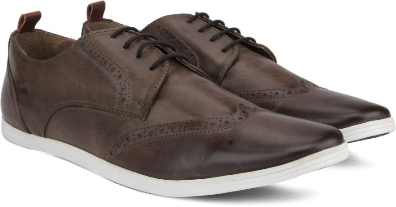 Knotty Derby Men Sneaker For Men(Brown, Tan)