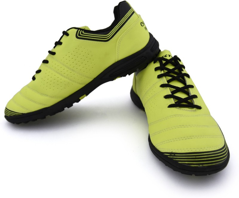 Vector X Chaser Indoor Football Shoes For Men(Green, Black)