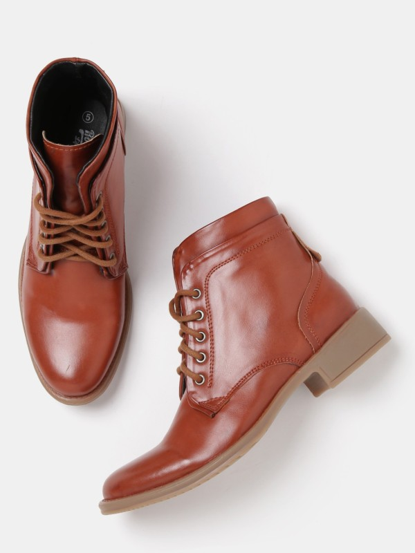 Roadster Boots(Tan)