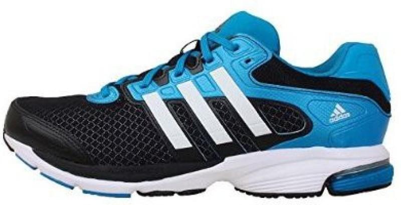 adidas lightster pugnalare m uomini scarpe da corsa per gli uomini (blu, argento