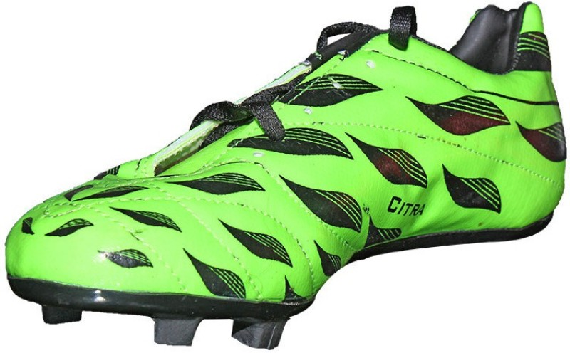 SEGA Citra-Green Football Shoes For Men(Green)