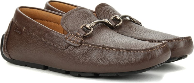 Clarks Outdoor shoes For Men(Brown)