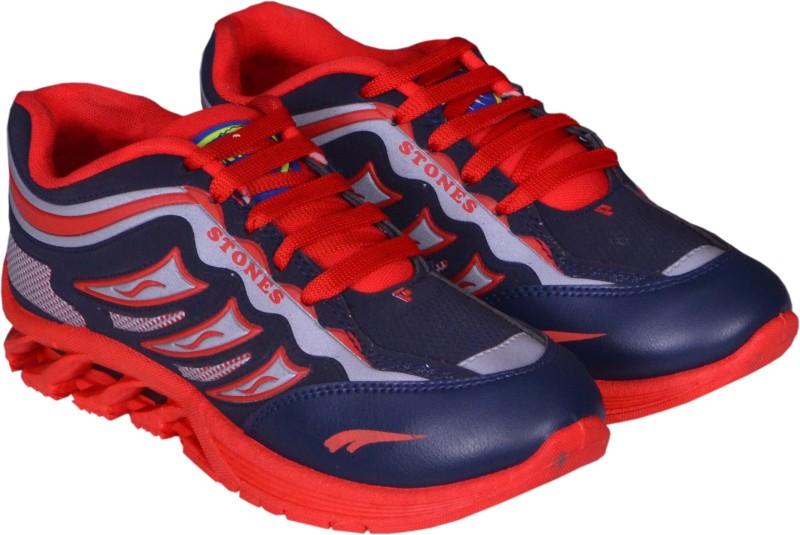 Sukun Running Shoes, Walking Shoes, Riding Shoes, Hiking & Trekking Shoes(Blue, Red)
