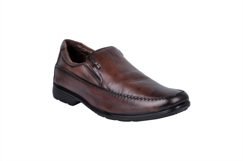 Hitz Smart Slip On For Men(Brown)