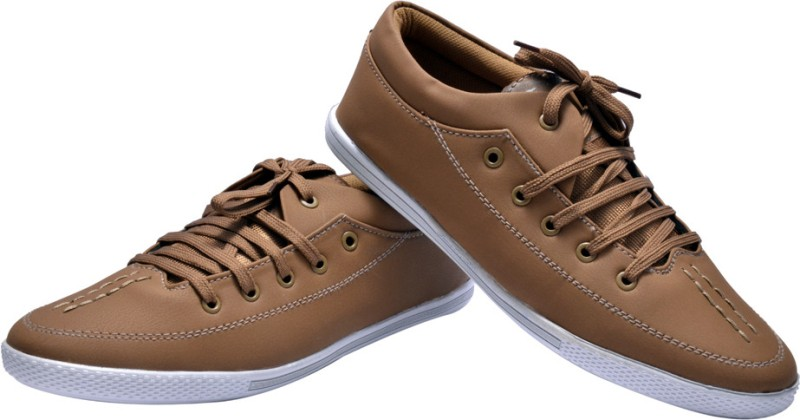Prolific Fox Rider Casual Shoes For Men(Tan)